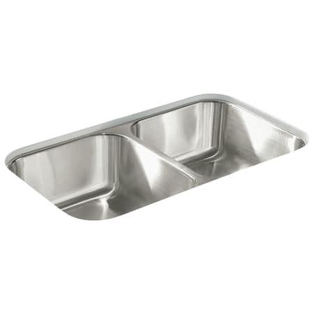 Sterling Kitchen Sink Sterling 11406 Na Stainless Steel Mcallister 32 Quot Basin Undermount Stainless Steel Kitchen