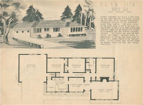 127 best images about bungalow on modern ranch
