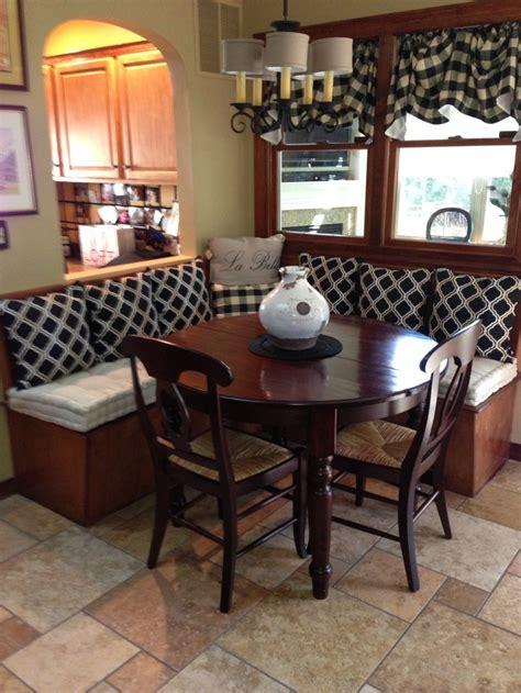kitchen banquette ideas  pinterest kitchen