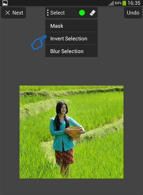 tutorial edit photo picsay pro tutorial edit foto merubah warna objek di picsay pro android