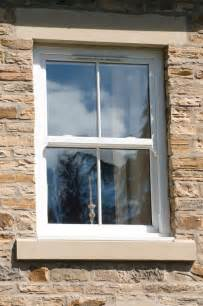 Sash Window Using Sash Window Repair Products To Displace The Windows