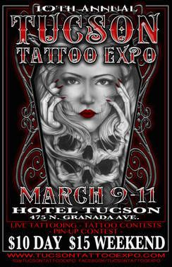 tucson tattoo expo info