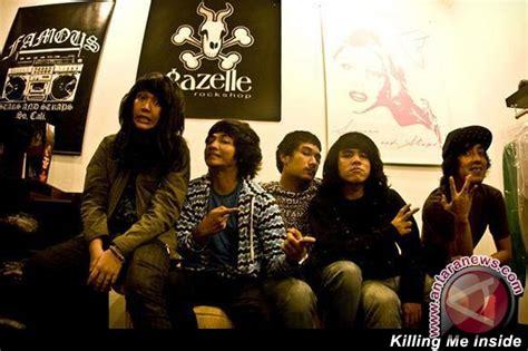 Killing Me Inside Band Musik band killing me inside konser keliling indonesia antara news