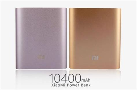68 xiaomi mi 10400 mah power bank promo