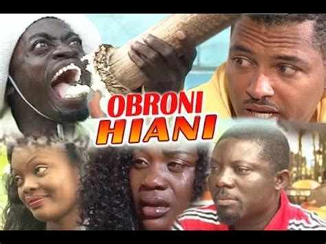 Ghanaian Film | obroni hianii asante akan ghana twi movie 2014 youtube