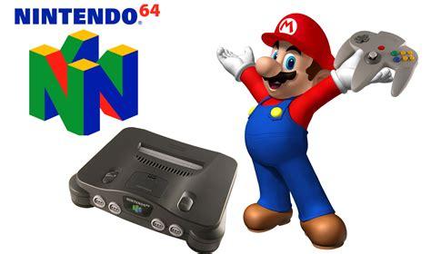 best nintendo 64 n64 gaming history 101
