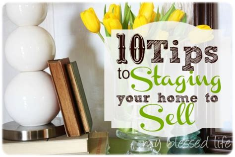 staging saturdays 10 tips to staging your house to sell