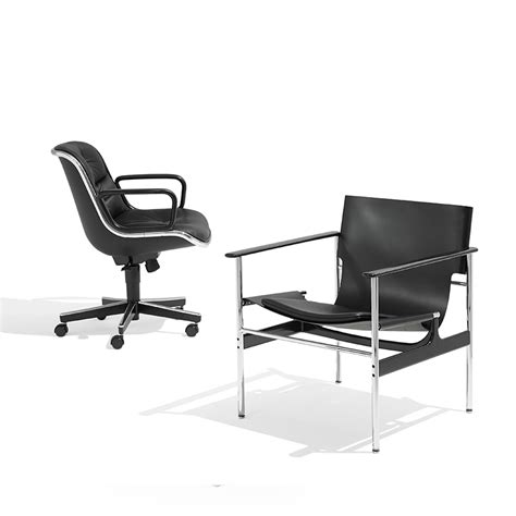 Charles Pollock Chair by Charles Pollock Arm Chair Design Seating