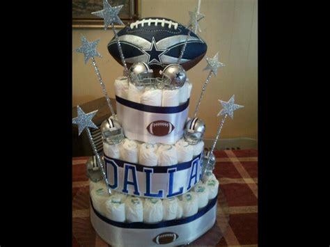 Dallas Cowboys Baby Shower Cake by Dallas Cowboy Cake Cakes