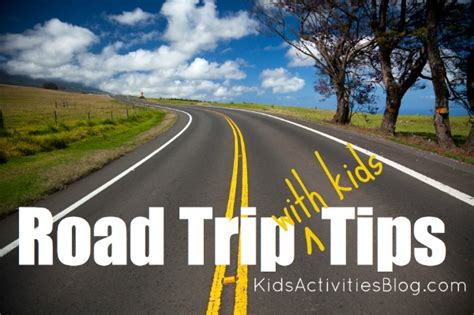 40 tips for road trips with toddlers preschoolers
