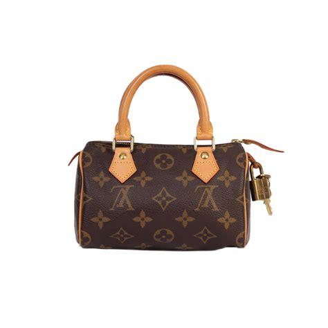 Louis Vuitton Monogram louis vuitton monogram mini top handle speedy luxity