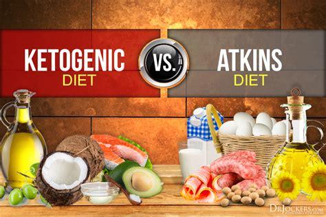 Atkins Detox Diet by Ketogenic Diet Vs Atkins Diet Which Is Better