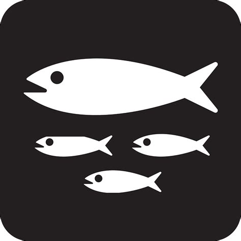 fish family animals  vector graphic  pixabay