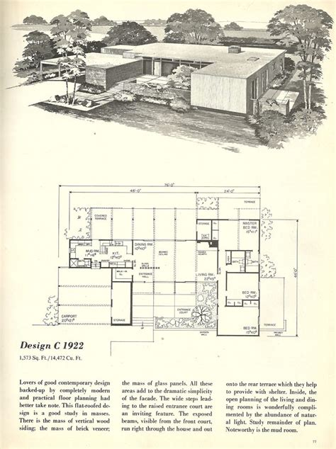 luv homes floor plans 747 best images about mid century modern on pinterest