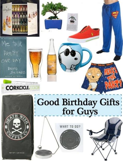 gift ideas for guys good gift ideas and guy birthday on