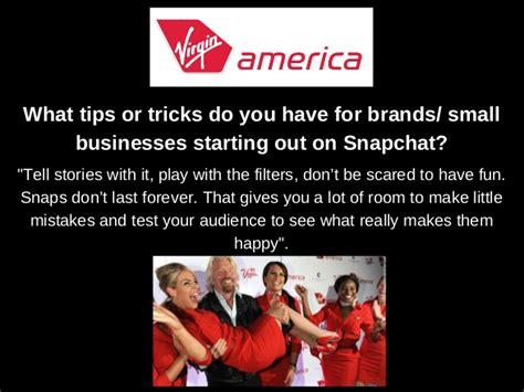 snap    snapchat  business