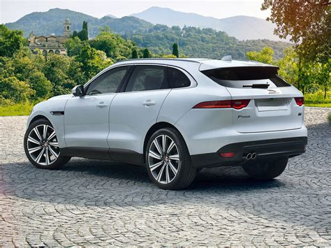 jaguar f pace new 2018 jaguar f pace price photos reviews safety