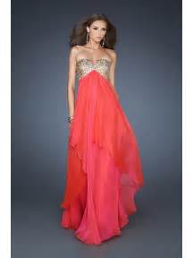 prom dresses empire sweetheart chiffon evening party