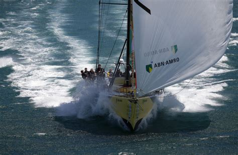 volvo ocean race cape town inshore race yachts  yachting