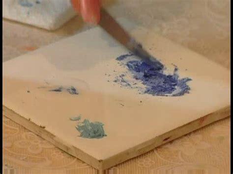 how to paint a porcelain how to paint porcelain mixing porcelain paint youtube