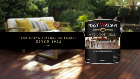 achieve  wet    timber deck youtube