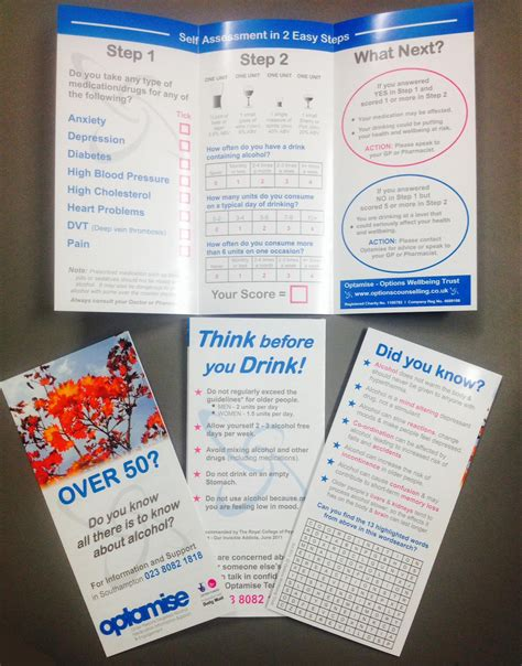 layout of patient information leaflet the patient information leaflet finally arrives optamise