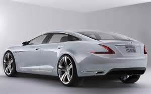 Jaguar Models Jaguar Xj Rear Angle Car Models 2017 2018