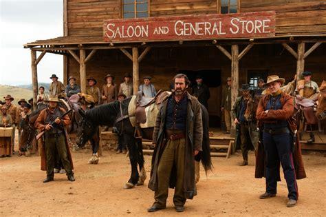 cowboy film eric cantona photo du film the salvation photo 2 sur 23 allocin 233