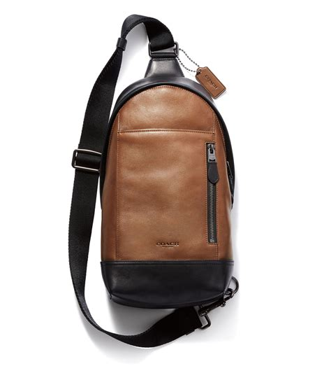 Coach Sling Backpack 2 coach backpacks handbags manual mode coachfactory