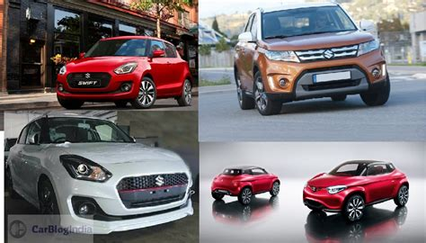 Auto Expo Launches by Maruti Cars At Auto Expo 2018 Upcoming Cars New