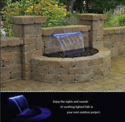 1000 ideas about wall fountains on water