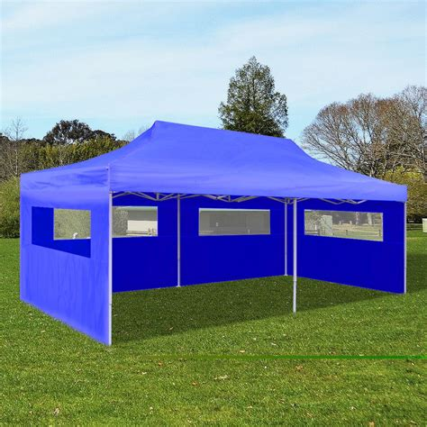 Tenda Per Meter articoli per vidaxl tenda per feste pop up pieghevole 3 x 6 m vidaxl it