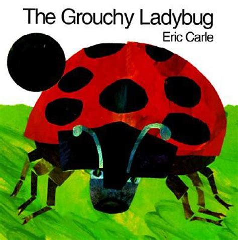 eric carle coloring pages grouchy ladybug the grouchy ladybug by eric carle illustrated by eric