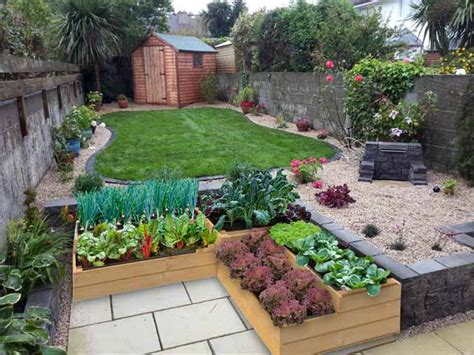 raised vegetable beds timber garden planters home