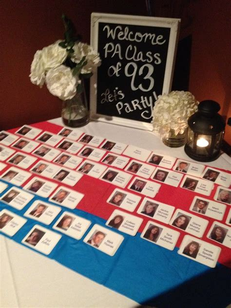 theme names for reunions 17 best images about 40th class reunion ideas for 2014 on