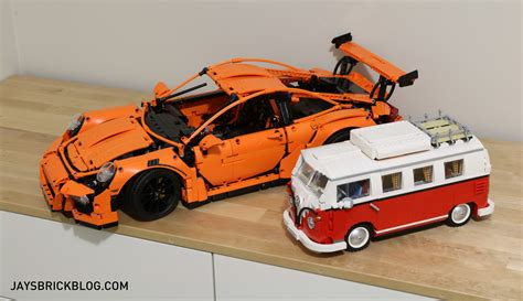 lego porsche review lego 42056 technic porsche 911 gt3 rs