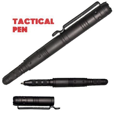 defense pens 6 quot tactical self defense pen charcoal gray tdh 3