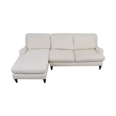 Sectional Sofa Pottery Barn 31 Pottery Barn Pottery Barn Carlisle White Chaise Sectional Sofas