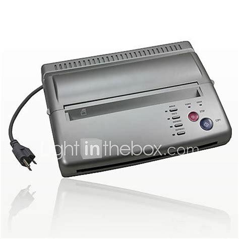 tattoo stencil maker machine tattoo stencil maker transfer copier thermal machine us