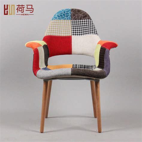 Homer European Fashion Sofa Lounge Chair Dining Chair Wood European Dining Chairs