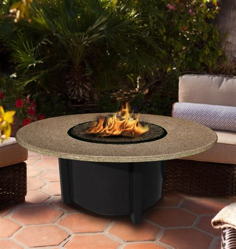 firepit table indoor pit table design options homesfeed