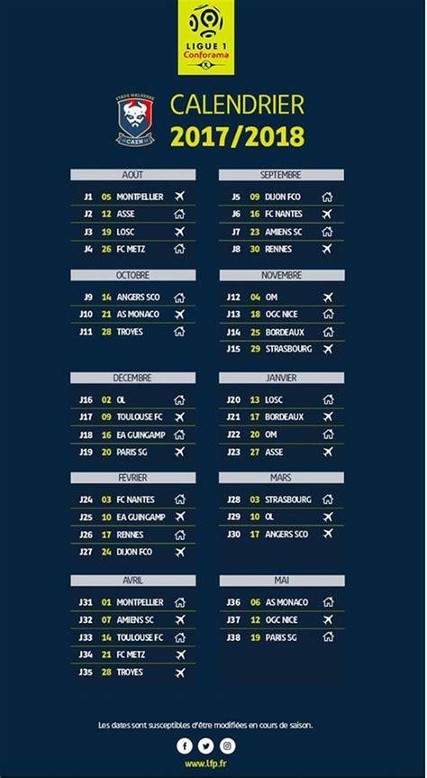 Calendrier Sm Caen Football Ligue 1 Le Sm Caen D 233 Butera Sa Saison 2017