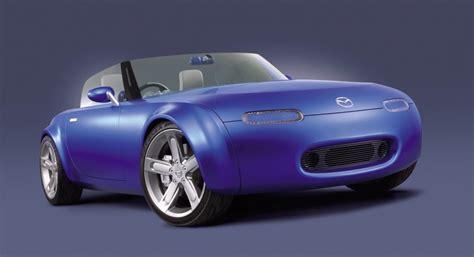 Mazda Concept Cars by Concept Cars The Mazda Ibuki Evo
