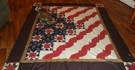 Fons And Porter Quilts Of Valor Patterns by And Stripes Quilt By Lipinski Quilt Of Valor