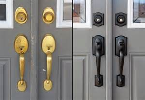How To Change The Front Door Lock Add A New Lock Set Canadian Home Workshop