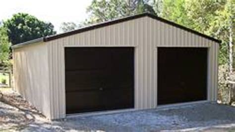 Steel Sheds Brisbane by Steel Sheds Garages Carports And Patios Excalibur