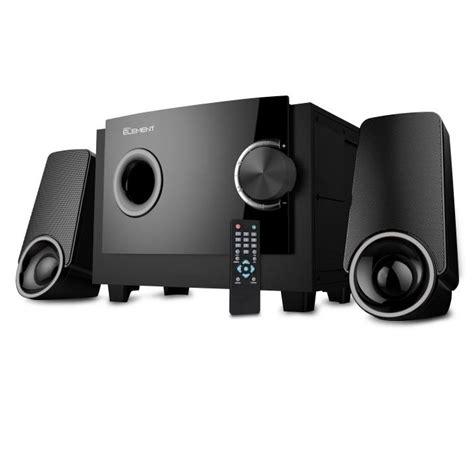 Edifier Multimedia Speaker With Fm Xm2pf speakers speakers 2 1