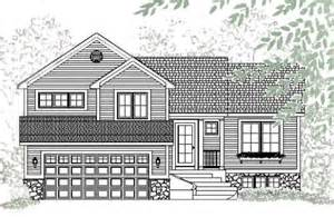tri level home plans tri level house plans