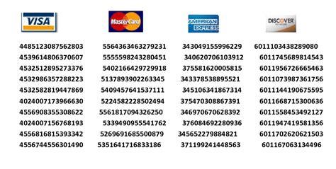 Numeros De Tarjetas De Credito 2016 | qu 233 es una tarjeta de cr 233 dito y c 243 mo puedo generar n 250 meros