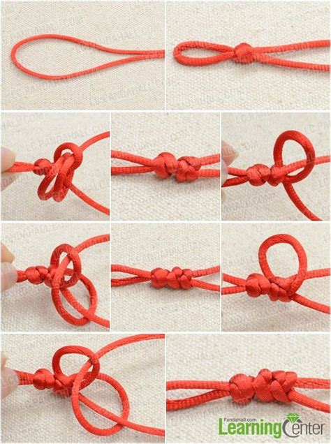 Easy Macrame Knots - do snake knots jwewlry tutorials